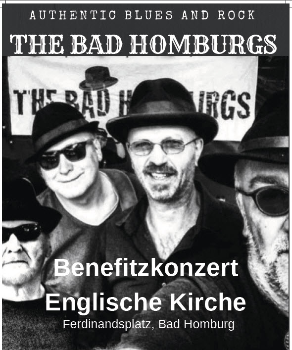 The Bad Homburgs Benefitz